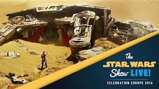 The Art of Star Wars: The Force Awakens Panel | Star Wars Celebration Europe 2016