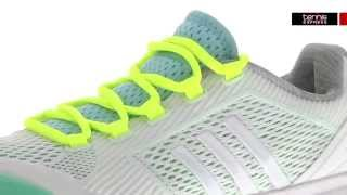 Adidas Barricade Stella McCartney Women's Tennis Shoes video