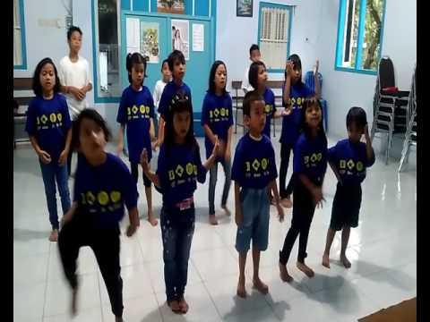 SBDC - GEREJA PENTAKOSTA DI INDONESIA EBENHAEZER DANCING CREW