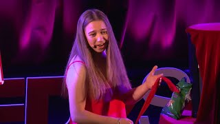 The magic of teleportation | Nicola Marie Gidley & Prue Spencer | TEDxStKilda