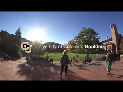University of Colorado Boulder - video
