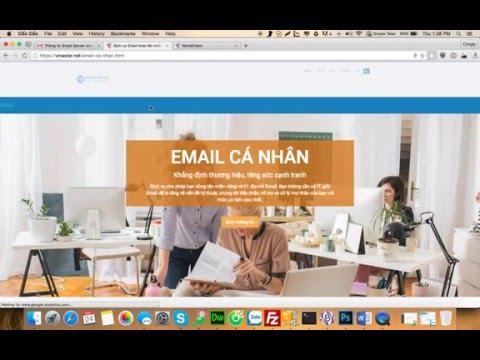 Dịch vụ Email Server là gì? Email hosting là gì