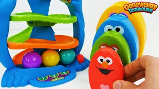 Best Toy Learning Video For Baby   Teach Colors With Cookie Monster