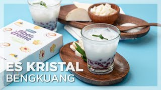 FiberCreme_TV - Resep Es Kristal Bengkuang
