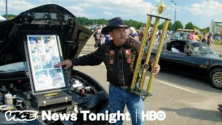 Burt Reynolds Lives On With These Vintage Trans Am Lovers (HBO)
