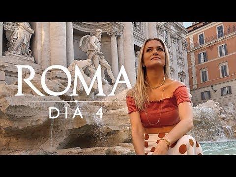 Roma - Fontana di Trevi, Pantheon, Villa Borghese e Trastevere