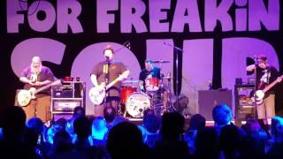Bowling for Soup - Turbulence  live  4.02.17