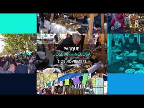 Vídeo promocional X Feria del Jamón y productos derivados del cerdo