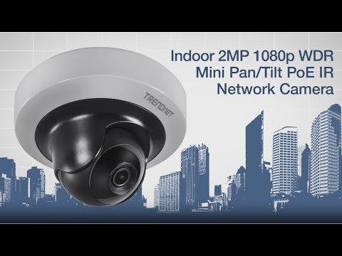 TRENDnet TV-IP410PI Network Camera Sample