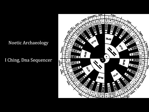 Noetic Archaeology: I Ching, DNA Sequencer
