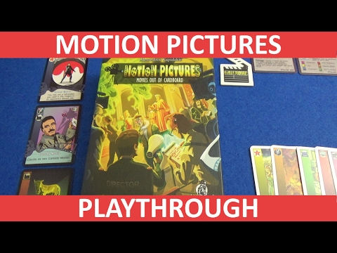 Motion Pictures - Playthrough