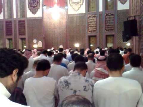 أحمد العجمي صلاة التراويح 27 رمضان 1431  2010 جزء3 ت  احمد ايوب