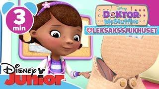 Doktor McStuffins | En god dags sömn 😴 - Disney Junior Sverige