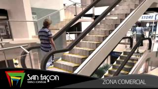 preview picture of video 'Centro Comercial San Façon'