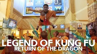 Legend of Kung Fu: Return of the Dragon webcam show Video