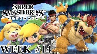 Super Smash Bros. Ultimate Weekly Updates - Week #14