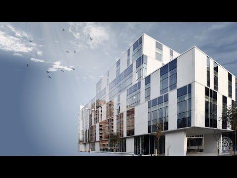Dogradnja Elektronskog fakulteta u Nišu ponela Veliku nagradu -  Grand Prix 43. Salona arhitekture (VIDEO)