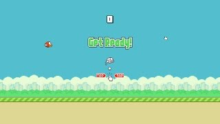Flappy Bird Clone for PC - Made with Unity