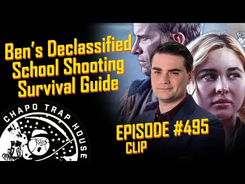 Ben's Declassified School Shooting Survival Guide   Chapo Trap House   Episode 495 CLIP