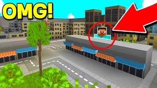 worlds smallest houses in minecraft pocket edition world record