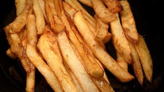 Worlds Best Homemade French Fries Recipe: How To Make French Fries From Home