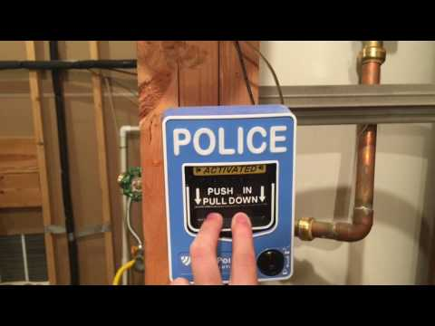 BluePoint POLICE Mini System Test 1. (New