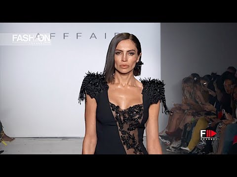 AFFFAIR Spring Summer 2019 New York - Fashion Channel