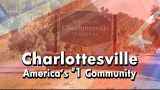 preview picture of video 'Charlottesville - America's #1 Community'