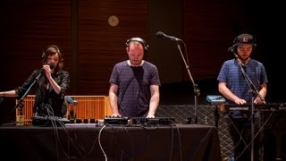 Chvrches - Recover (Live on 89.3 The Current)