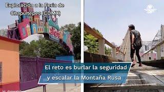 Tras detención de jóvenes, reforzarán vigilancia en La Feria de Chapultepec