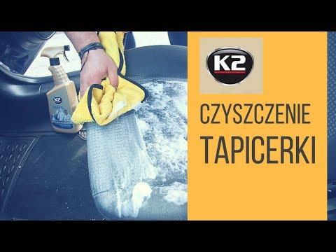 Čistič koberců a čalounění K2 770 ml