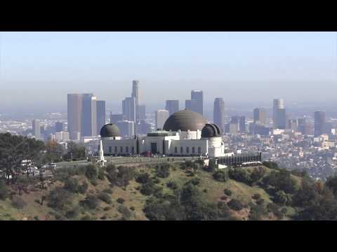 Los Angeles, California - Griffith Park & Hollywood Sign HD (2015)