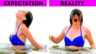 EXPECTATION VS REALITY || LIFE FAILS YOU CAN RELATE TO