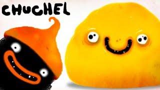 Смешные ПРИКЛЮЧЕНИЯ про Черного ЗВЕРЬКА ЧУЧЕЛ #1 Chuchel - веселый летсплей от КИДА #пурумчата