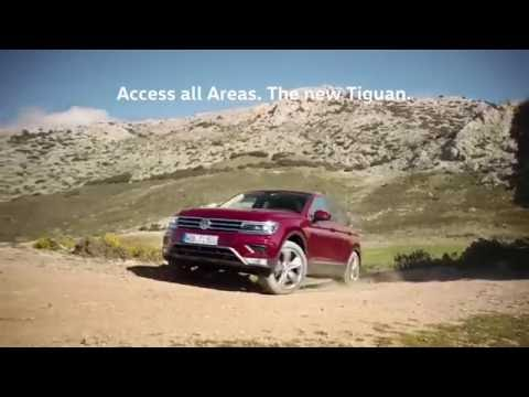 Volkswagen  Tiguan Allspace Паркетник класса J - рекламное видео 1