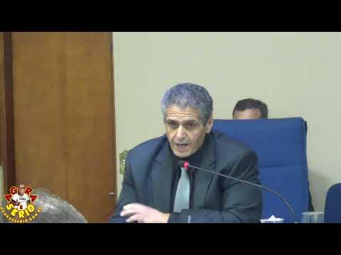 Tribuna Vereador Irineu Machado dia 24 de Abril de 2018