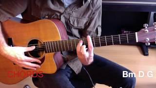 Ed Sheeran Beautiful People Acoustic Guitar