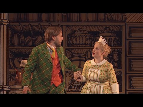 Glyndebourne 2019 Zauberflöte Pa-pa-pa