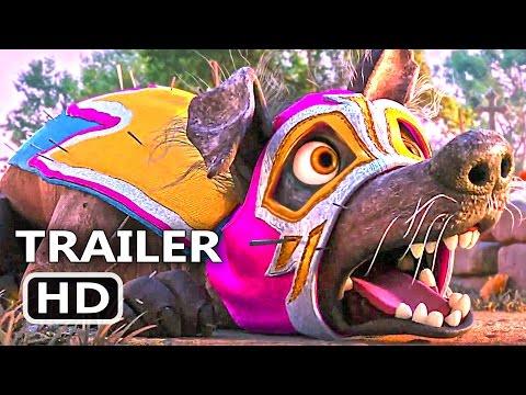 COCO Official Trailer # 2 (2017) Disney Pixar Animation Movie HD