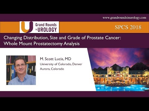 Verkalkung der Prostata
