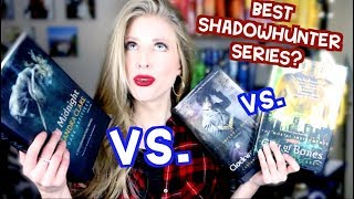 THE BEST SHADOWHUNTER SERIES   BOOK TAG