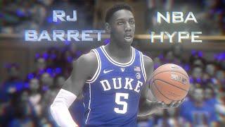 RJ BARRET MIX Kevin Gates Yukatan NBA HYPE ᴴᴰ