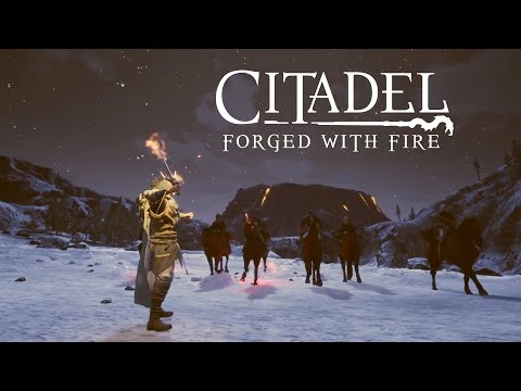 Citadel: Forged with Fire - Announcement Trailer thumbnail