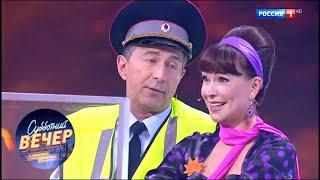 Валерий Сюткин и Нонна Гришаева. Субботний вечер с Николаем Басковым 17.11.18
