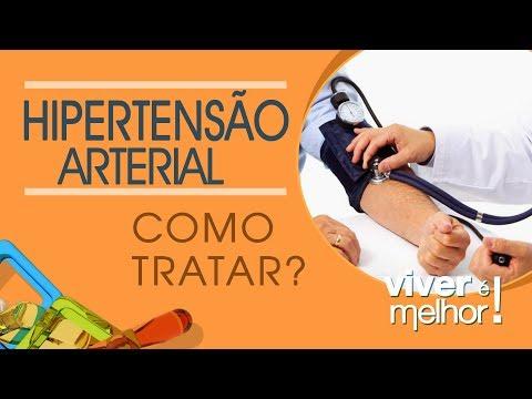 Hipertensão Tratamento história médica