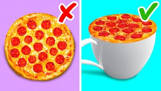 44 INCREDIBLE FOOD HACKS YOU WANT TO KNOW