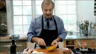Jacques Pepin Prepares French Omelette