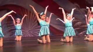 California Girls - jazz and hip hop dance