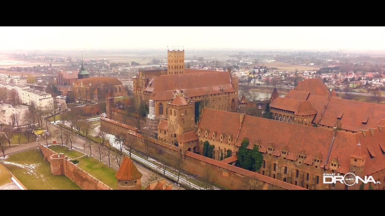 Budowle pokroju Zamek w Malborku budzą zachwyt od wieków (wzniesiony w kilku etapach od 1280 do poł. XV w. przez zakon krzyżacki), my chcemy pokazać go z trochę innej perspektywy ... teraz materiał zebrany porą zimową ... niebawem, jak zrobi się bardziej kolorowo - będzie kolejna porcja zdjęć i video wokół tego monumentu.