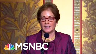 Maddow: With The Rule Of Law Failing Under Trump, Just Diagnosing The Problem Isn't Enough   MSNBC